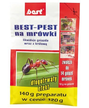 NA MRÓWKI- Best-Pest