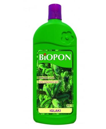 NAWÓZ DO IGLAKÓW PŁYNNY-Biopon