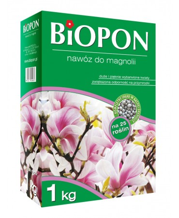 Nawóz do magnolii BIOPON