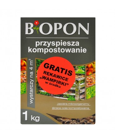BIOPON DO KOMPOSTOWANIA