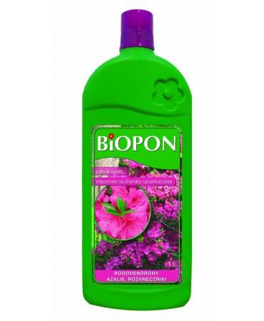 NAWÓZ DO RODODENDRONÓW,AZALiI PŁYNNY-Biopon