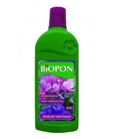 NAWÓZ DO ROŚLIN KWITNĄCYCH-Biopon