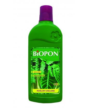 NAWÓZ DO ROŚLIN ZIELONYCH-Biopon