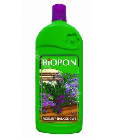NAWÓZ DO ROŚLIN BALKONOWYCH-Biopon