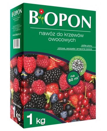 NAWÓZ DO KRZEWÓW OWOCOWYCH-Biopon