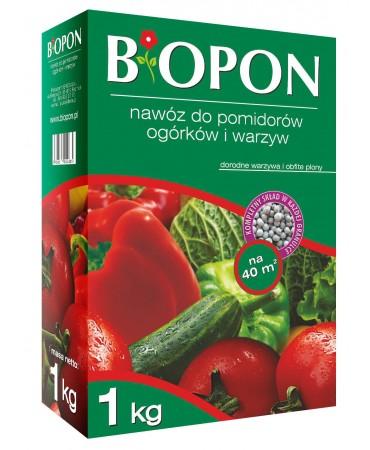 NAWÓZ DO POMIDORÓW,OGÓRKÓW I WARZYW-Biopon