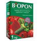 Nawóz do pomidorów, ogórków i warzyw BIOPON