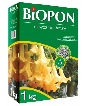 Biopon-NAWÓZ DO DATURY GRANULAT