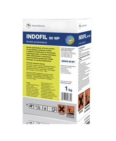 Indofil 80 WP