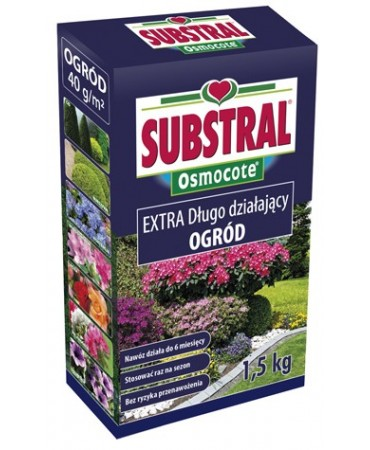 OSMOCOTE DO OGRODU-Substral