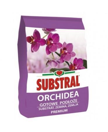 Podłoże specjalistyczne Orchidea Substral