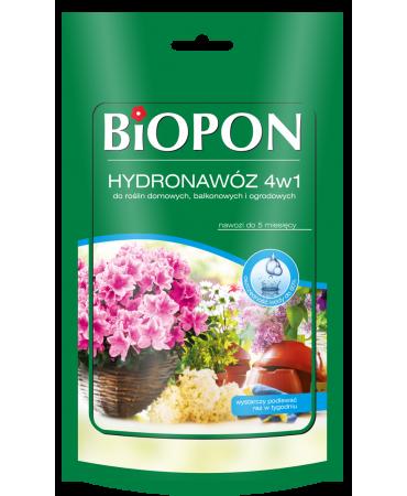 HYDRONAWÓZ 4X1-Biopon