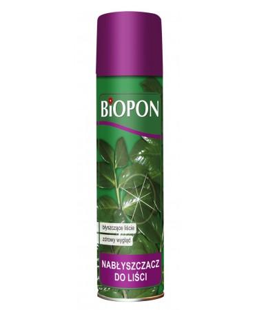 NABŁYSZCZACZ DO LIŚCI-Biopon