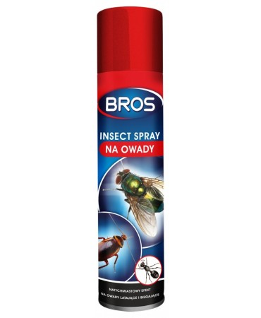 INSECT SPRAY NA OWADY-Bros