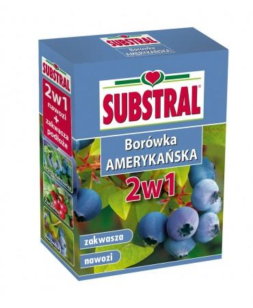 SUBSTRAL BORÓWKA AMERYKAŃSKA 2w1
