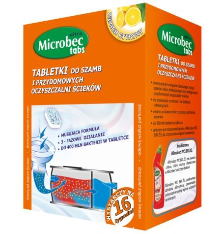MICROBEC TABLETKI  16X20gram