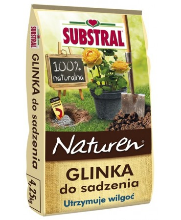 GLINKA DO SADZENIA /Naturen/ 4,25 KG