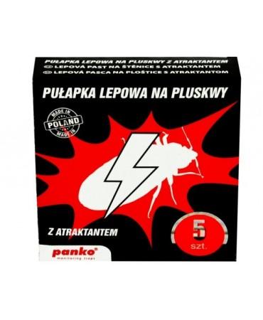 PUŁAPKA LEPOWA NA PLUSKWY /op.5 szt/
